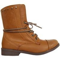 Zapatos Niños Botas de caña baja Flower Girl 217880-B5300 Marrón