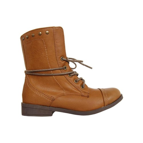 Zapatos Niños Botas de caña baja Flower Girl 217880-B5300 Marr?n