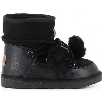 Zapatos Niña Botas de nieve Conguitos II5 543 02 Noir