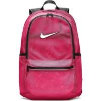 Bolsos Mochila Nike Brasilia Mesh Training Rosa