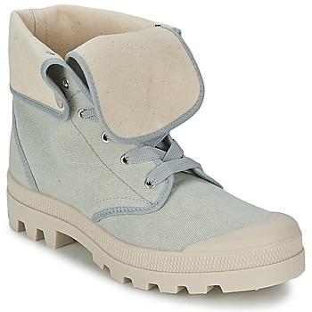 Zapatos Mujer Zapatillas altas Casual Attitude BOPESSA Gris