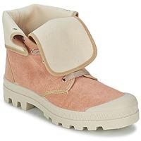 Zapatos Mujer Zapatillas altas Casual Attitude BOPESSA Rosa