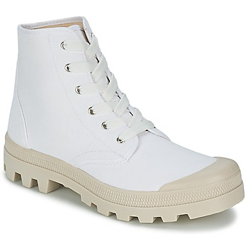 Zapatos Hombre Zapatillas altas Casual Attitude MADIMA Blanco