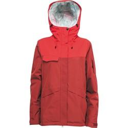 textil cazadoras Nitro Snowboards Nitro CHERSKY 37.5 2.5L MERLOT/TRUE RED Rojo