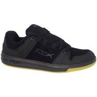 Zapatos Niños Zapatillas bajas Reebok Sport Rbk Skate Negro