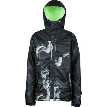 textil Chaquetas de deporte Nitro Snowboards Nitro Shapers Haze Negro