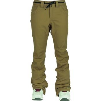 textil Pantalones L1 Outerwear L1 Heartbreaker Twill Verde