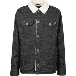 textil Abrigos L1 Outerwear L1 Hamilton Black Fleck Negro