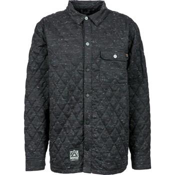 textil Abrigos L1 Outerwear L1 Westmont Black Fleck Negro