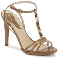 Zapatos Mujer Sandalias Etro 3443 Marrón