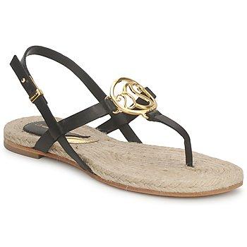 Zapatos Mujer Sandalias Etro 3426 Negro