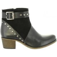 Zapatos Mujer Botas urbanas Cumbia 31085 Negro