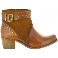 Zapatos Mujer Botas urbanas Cumbia 31085 Marrón