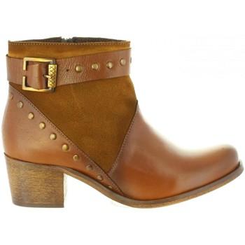 Zapatos Mujer Botas urbanas Cumbia 31085 Marr?n