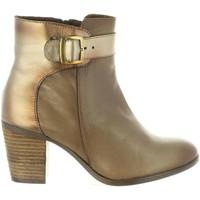 Zapatos Mujer Botas urbanas Cumbia 31058 Marrón