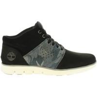 Zapatos Hombre Botas de caña baja Timberland A1U1N BRADSTREET Negro
