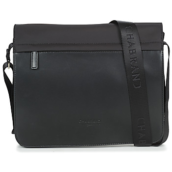 Bolsos Hombre Macuto Chabrand ST ANTOINE BESACE A5 Negro