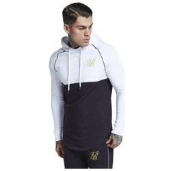 textil Hombre sudaderas Siksilk Chándal  Zonal Overhead Track Top Gris