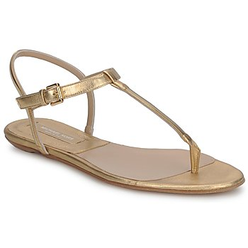 Zapatos Mujer Sandalias Michael Kors MK18017 Gold