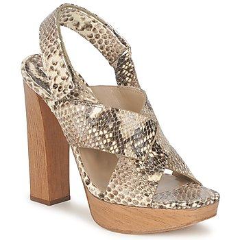 Zapatos Mujer Sandalias Michael Kors MK18072 Serpiente