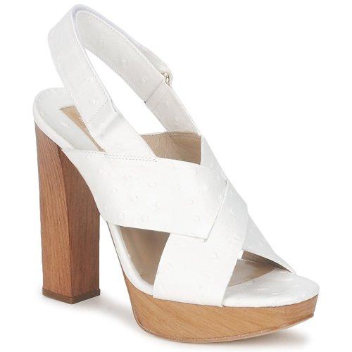 Zapatos Mujer Sandalias Michael Kors MK18072 Blanco