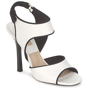 Zapatos Mujer Sandalias Michael Kors MK18111 Blanco