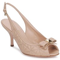Zapatos Mujer Sandalias Sebastian S5244 Nude