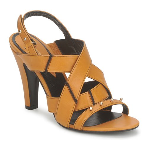 Los zapatos más populares para hombres y mujeres Karine Arabian DOLORES Zafrán negro - Envío gratis Nueva promoción - Zapatos Sandalias Mujer  Zafrán negro