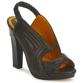 Zapatos Mujer Sandalias Karine Arabian ORPHEE Negro