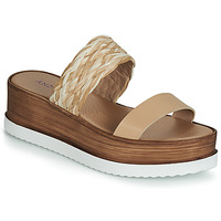 Zapatos Mujer Sandalias André ROMARINE Beige