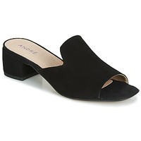 Zapatos Mujer Zuecos (Mules) André SENSASS Negro