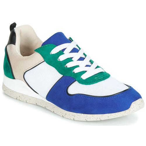 Zapatos Mujer Zapatillas bajas André ADO Azul