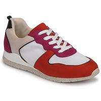 Zapatos Mujer Zapatillas bajas André ADO Rojo