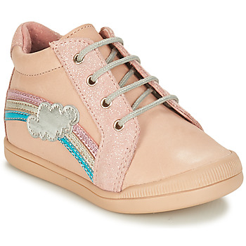 Zapatos Niña Botas de caña baja André ONDEE Rosa