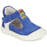 Zapatos Niña Bailarinas-manoletinas André BELUGA Azul