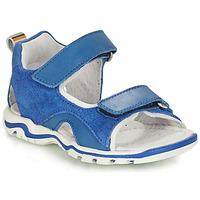 Zapatos Niño Sandalias André PLANCTON Azul
