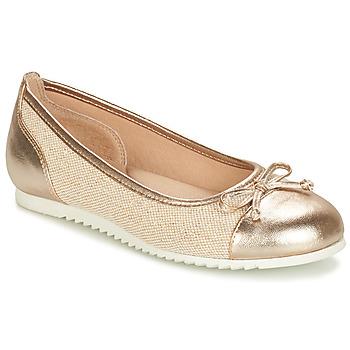 Zapatos Niña Bailarinas-manoletinas André RIVAGE Oro