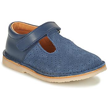Zapatos Niña Bailarinas-manoletinas André MARIN Azul