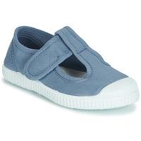 Zapatos Niña Sandalias André NAVIRE Azul