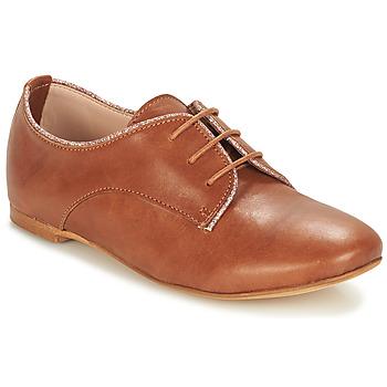Zapatos Niño Derbie André COMPLICITE Camel