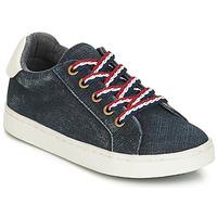Zapatos Niño Zapatillas bajas André KRILL Azul
