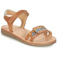Zapatos Niño Sandalias André SEVILLE Camel