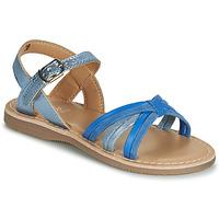 Zapatos Niño Sandalias André AZUR Azul