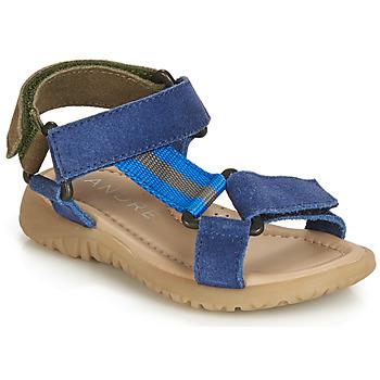 Zapatos Niño Sandalias André SUEZ Azul