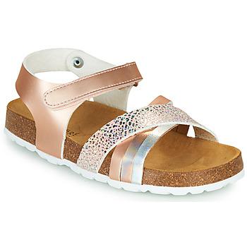 Zapatos Niña Sandalias André CARAIBE Rosa