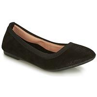 Zapatos Mujer Bailarinas-manoletinas André CARLARA Negro