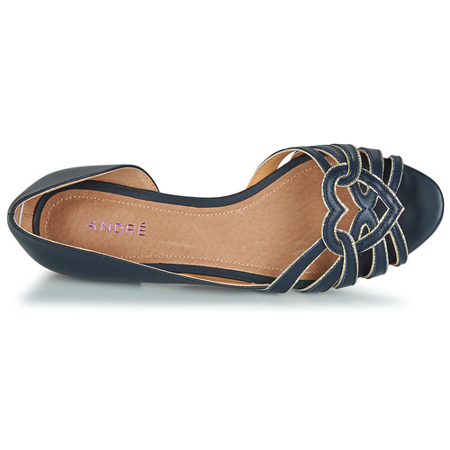 Marino Zapatos André Christie Bailarinas Mujer manoletinas nOk0P8Xw