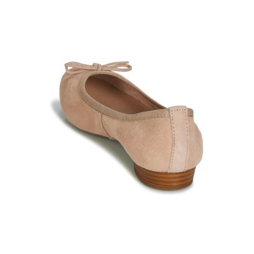 André Bailarinas Zapatos Cindy manoletinas Nude Mujer 53RjqSALc4