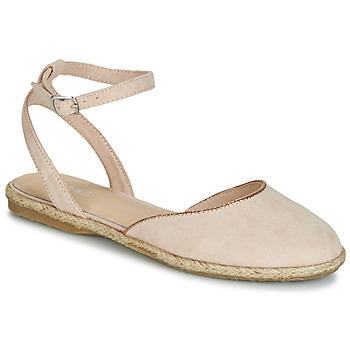 Zapatos Mujer Alpargatas André CELIANE Beige