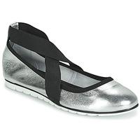 Zapatos Mujer Bailarinas-manoletinas André ALYSSA Plateado